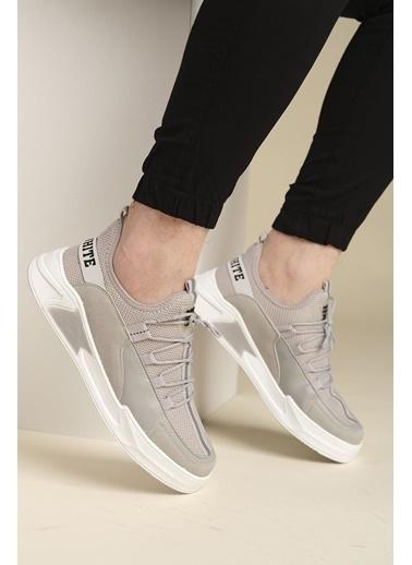 Oksit Spor Ayakkabı Gri